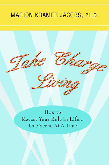 Cover of Take Charge Living by Marion K. Jacobs